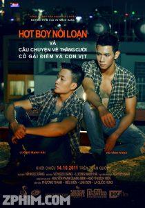Hot boy noi Loan (Perdido No Paraíso)