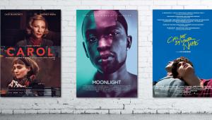 Pelo terceiro ano seguido, o filme mais aclamado no mundo é LGBT #AmarNãoÉDoença