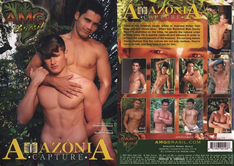 Amazônia: Capture