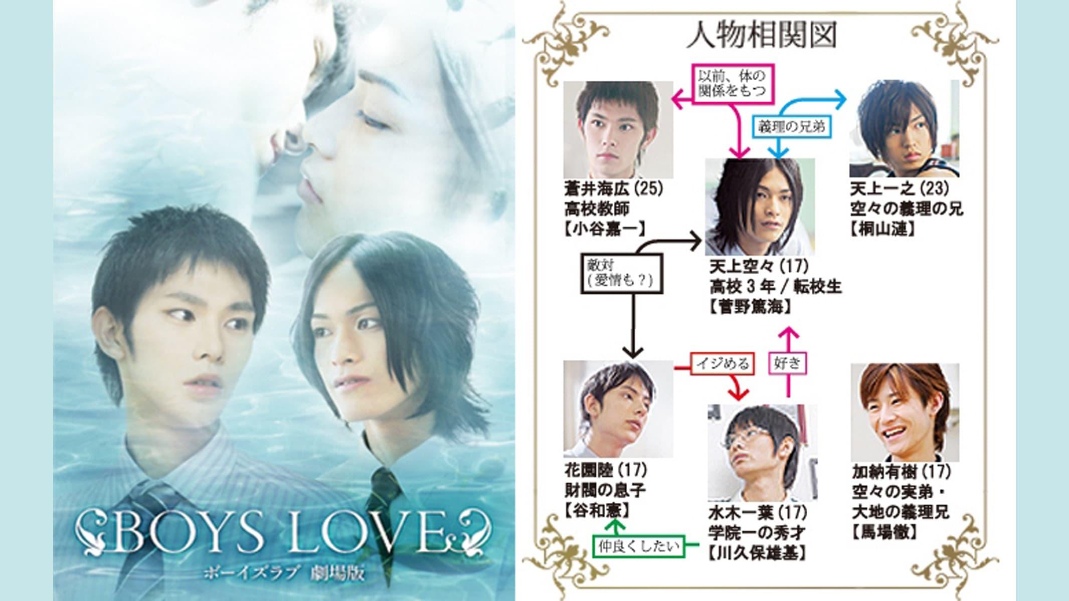 Boys Love 2 – Legendado